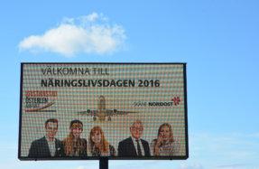Sveriges Bästa Näringslivsdag 2016 - 1
